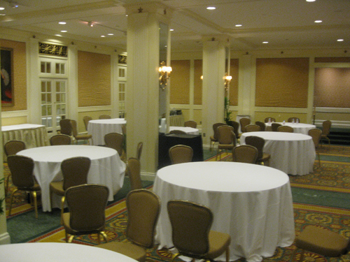 Conference Planners Can Make Over Ballrooms