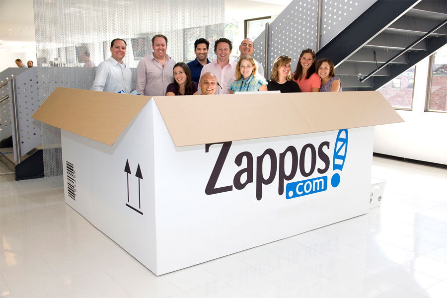 Zappos Meeting Planning