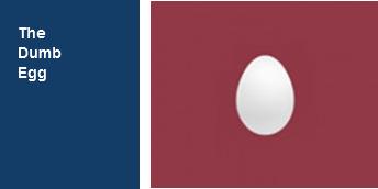 Drop the Twitter Egg Avatar