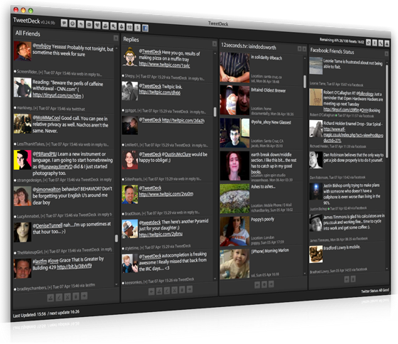 TweetDeck is Perfect for Events and Conferences