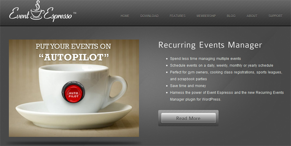 Event Espresso WordPress Event Plugin
