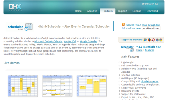 Events Calendar Scheduler for WordPress