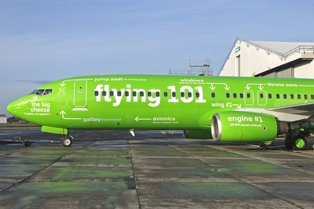Kulula Airlines Flying 101
