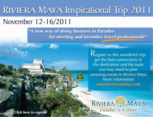 FAM Trip to the Riviera Maya