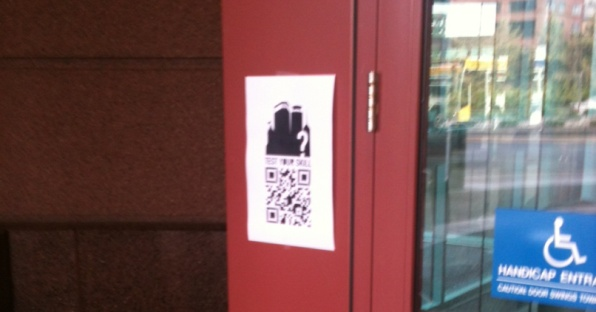 QR Codes can be good and bad