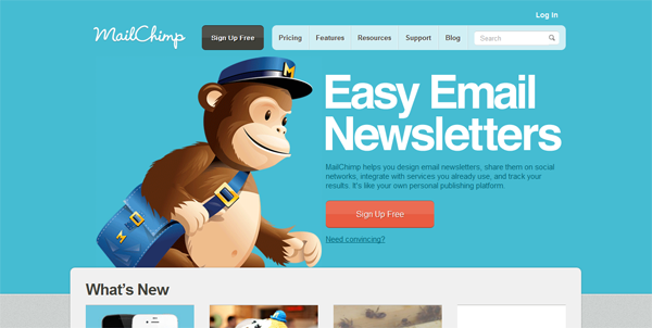 MailChimp Event Marketing