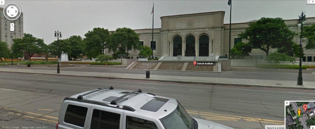 Site Inspection Detroit
