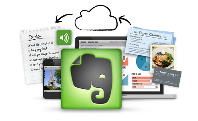 Evernote for Meeting Planners