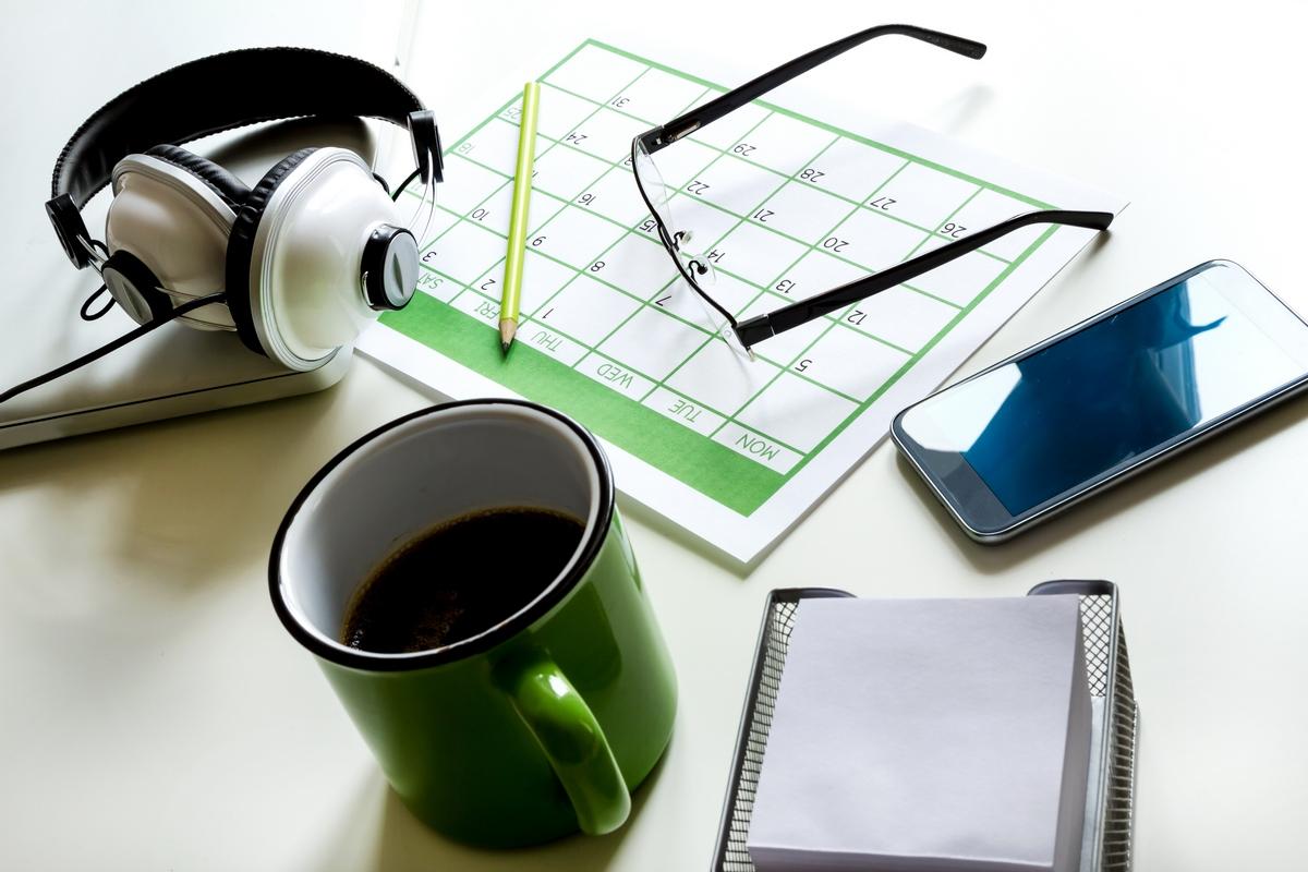 Social Media Calendar for Events