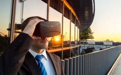 Virtual Reality for Conferences and Events