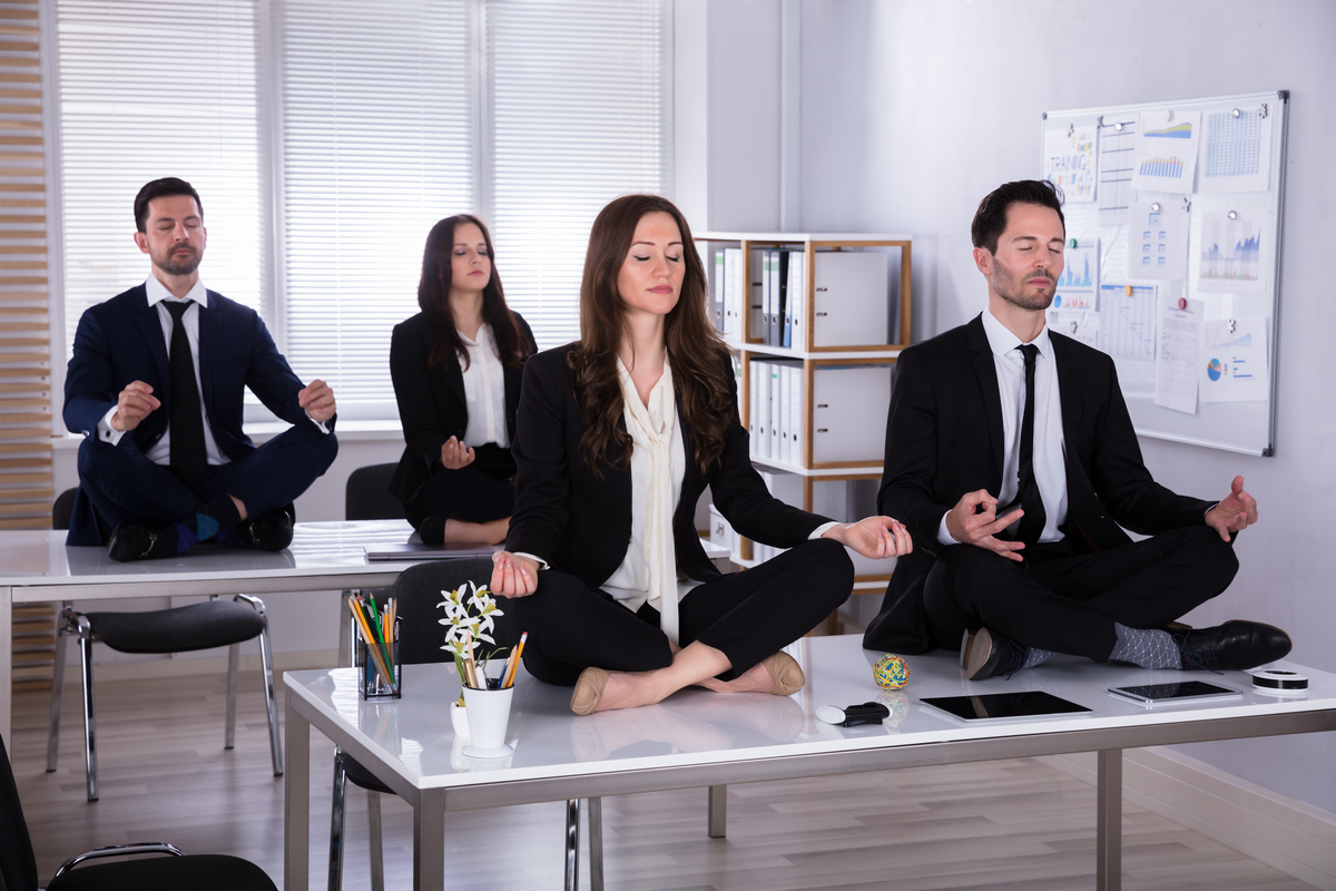 Mediation can help Meeting and Event Planners Relax